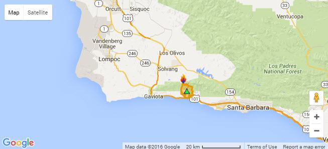 Sentinel2_California_SherpaFire_2101606_Location